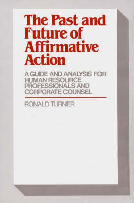an analysis of affirmative action