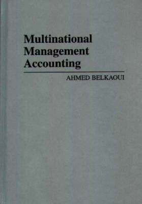 Multinational Management Accounting (Hardback)