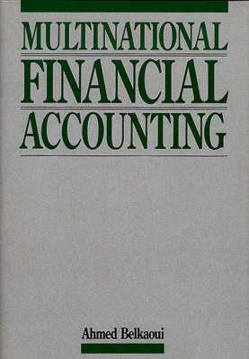Multinational Financial Accounting (Hardback)