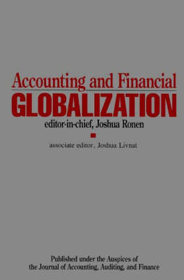Accounting and Financial Globalization (Hardback)
