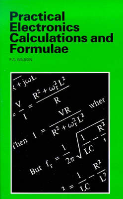 Practical Electronic Calculations and Formulae - BP S. 53 (Paperback)