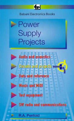 Power Supply Projects - BP S. 76 (Paperback)