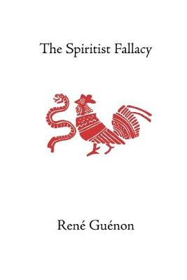 The Spiritist Fallacy (Paperback)