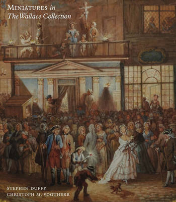 Miniatures in the Wallace Collection (Paperback)