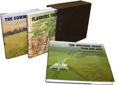 France and Flanders: Then and Now (Hardback)
