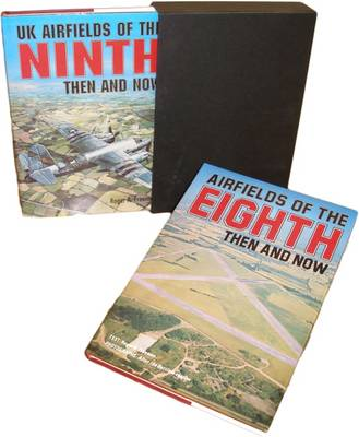 US Airfields in Britain - After the Battle S. (Hardback)
