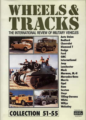 Wheels and Tracks: Collections 51-55 (Hardback)