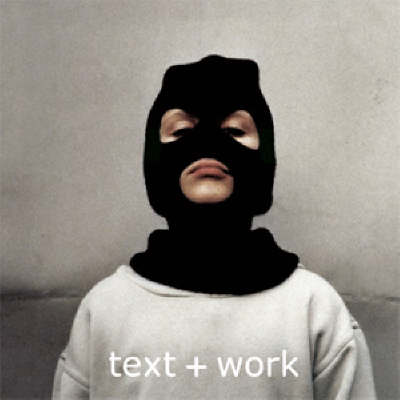 Text and Work 2004 - 2005: Stubborn Material (Paperback)