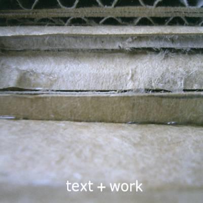 Borderlands - Text + Work (Paperback)