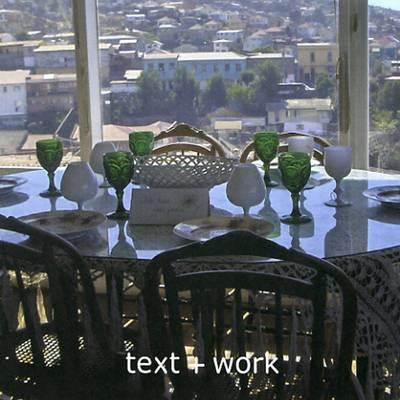 In No Particular Order - Text + Work