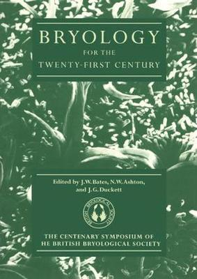 Bryology for the Twenty-First Century (Paperback)