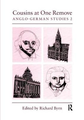Cousins at One Remove: Anglo-German Studies: 2nd: Cousins at One Remove: Anglo-German Studies (Paperback)