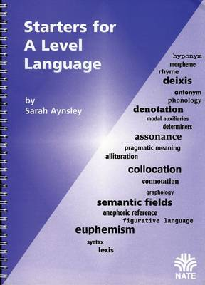 Starters for a Level Language (Paperback)