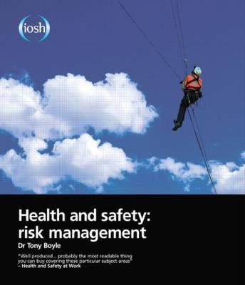Health and Safety: Risk Management (Paperback)
