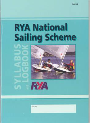 RYA National Sailing Scheme: Syllabus and Logbook (Paperback)