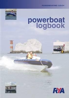 RYA Powerboat Syllabus and Log Book (Paperback)