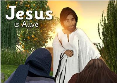 Jesus is Alive - Bibleworld Books Series 2 4 (Paperback)