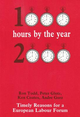 1000 Hours by the Year 2000 (Paperback)
