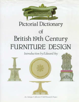 Pictorial Dictionary of British 19th C (Hardback)