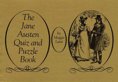 Jane Austen Quiz and Puzzle Book (Paperback)