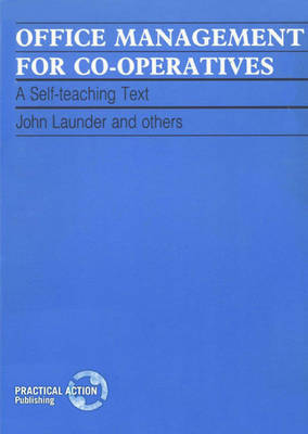 Office Management for Co-operatives: A self teaching text (Paperback)