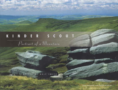 Kinder Scout: Portrait of a Mountain (Paperback)
