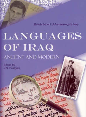 Languages of Iraq, Ancient and Modern (Paperback)
