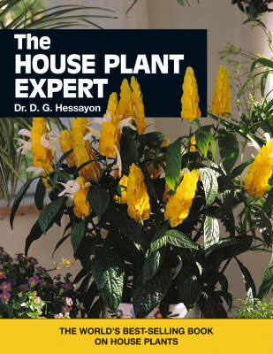 The New House Plant Expert By D G Hessayon Waterstones