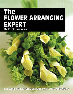 The Flower Arranging Expert (Paperback)