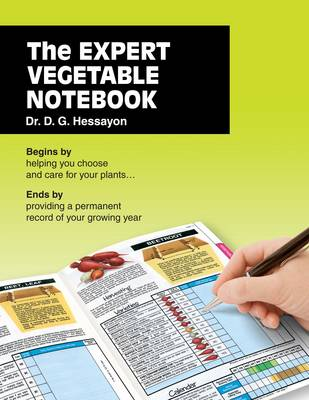 The Expert Vegetable Notebook (Paperback)