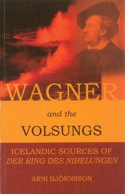 Wagner and the Volsungs: Icelandic Sources of Der Ring Des Nibelungen (Paperback)