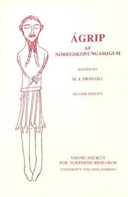 Agrip Af Noregskonungasogum (Paperback)