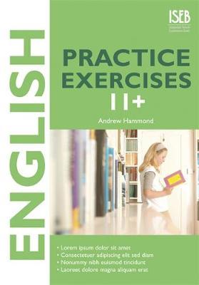 English Practice Exercises 11+ (Paperback)