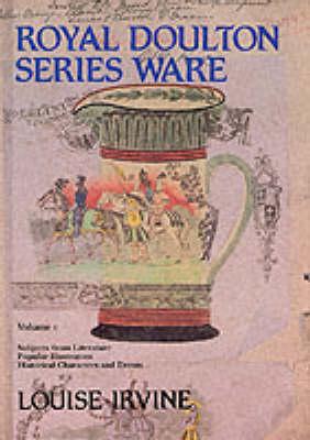 Royal Doulton Series Ware: v. 1 (Hardback)