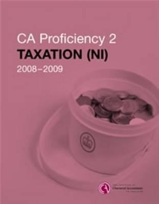 CAP 2 Taxation NI 2008-2009 (Paperback)