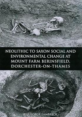 Neolithic to Saxon Social and Environmental Change at Mount Farm, Berinsfield, Dorchester-on-Thames, Oxfordshire (Paperback)