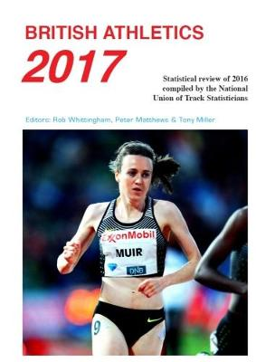 British Athletics 2017 (Paperback)