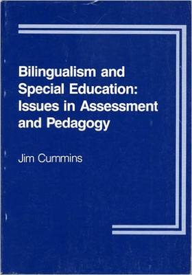 Bilingualism and Special Education - Multilingual Matters (Hardback)