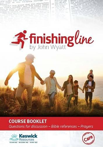 Finishing Line: Course Booklet (Paperback)