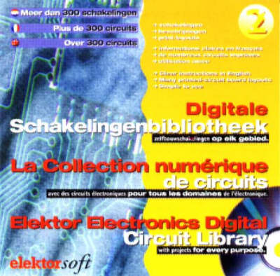 Elektor Electronics Digital Circuit Library: v. 2 (CD-ROM)