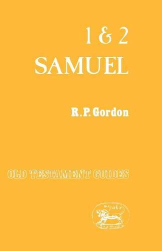 First and Second Samuel - Old Testament guides (Paperback)