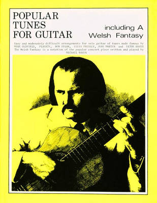 Popular Tunes for Guitar: Bk. 1: 8 Popular Tunes and a Welsh Fantasy Concert Guitar Solo in Staff Notation and Tablature (Paperback)