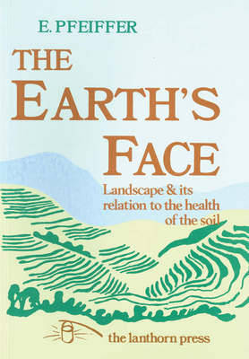 The Earth's Face: Landscape and its relation to the health of the soil (Paperback)