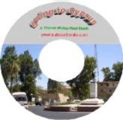 Going to Cyprus - Travel Guide Fact Book (CD-ROM)