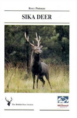Sika Deer - Mammal Society Species Series (Paperback)