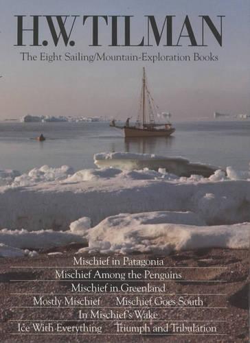The Eight Sailing/Mountain-exploration Books (Hardback)
