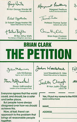 The Petition - Plays (Paperback)