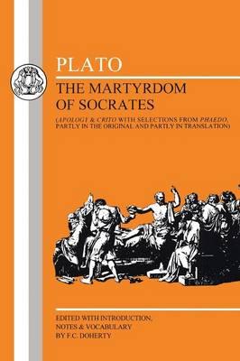 Martyrdom of Socrates - BCP Greek Texts (Paperback)