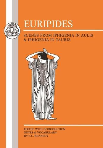 Iphigenia in Aulis - BCP Greek Texts (Paperback)