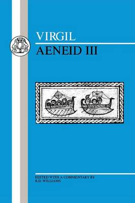 Aeneid: Bk. 3 (Paperback)